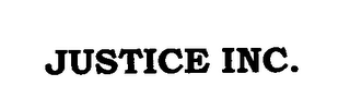 mark for JUSTICE INC., trademark #76701215