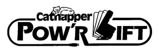 mark for CATNAPPER POW'R LIFT, trademark #76703307