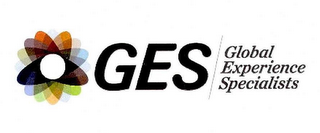 mark for GES / GLOBAL EXPERIENCE SPECIALISTS, trademark #76703369