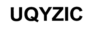 mark for UQYZIC, trademark #76704232