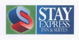 mark for S STAY EXPRESS INN & SUITES, trademark #76706926
