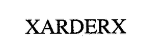 mark for XARDERX, trademark #76709038