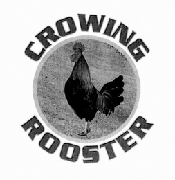 mark for CROWING ROOSTER, trademark #76709082