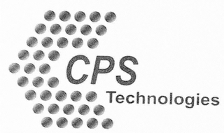 mark for CPS TECHNOLOGIES, trademark #76709393
