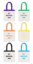 mark for MY BIOTIFUL BAG, trademark #76709547