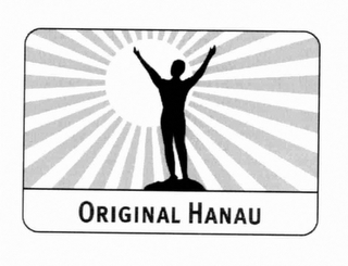 mark for ORIGINAL HANAU, trademark #76709785