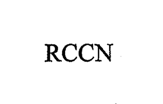 mark for RCCN, trademark #76709801