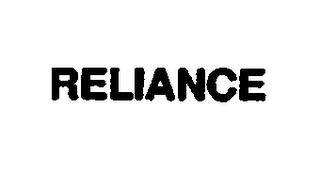 mark for RELIANCE, trademark #76709943