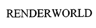 mark for RENDERWORLD, trademark #76710044