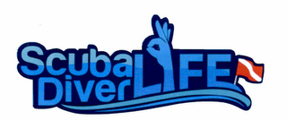 mark for SCUBA DIVER L FE, trademark #76710140
