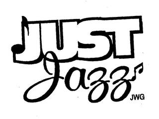 mark for JUST JAZZ JWG, trademark #76710276