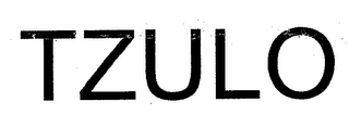 mark for TZULO, trademark #76710516