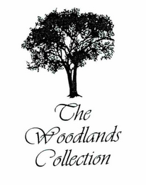 mark for THE WOODLANDS COLLECTION, trademark #76710891