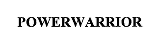 mark for POWERWARRIOR, trademark #76711003