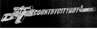 mark for COUNTRYCITYBOY, trademark #76711318