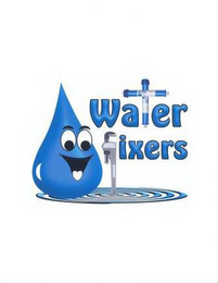 mark for WATER FIXERS, trademark #76711368