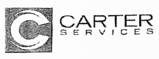 mark for C CARTER SERVICES, trademark #76711571