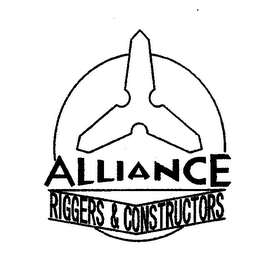 mark for ALLIANCE RIGGERS & CONSTRUCTORS, trademark #76711574