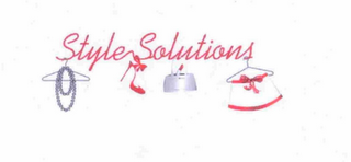 mark for STYLE SOLUTIONS, trademark #76711799