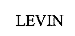 mark for LEVIN, trademark #76711809