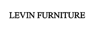 mark for LEVIN FURNITURE, trademark #76711811