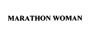 mark for MARATHON WOMAN, trademark #76711817