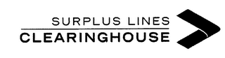 mark for SURPLUS LINES CLEARINGHOUSE, trademark #76711896