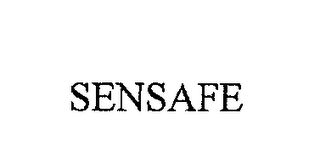 mark for SENSAFE, trademark #76711985