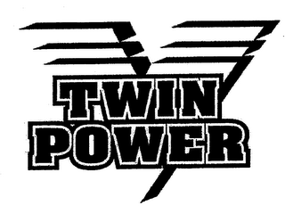 mark for V TWIN POWER, trademark #76712138