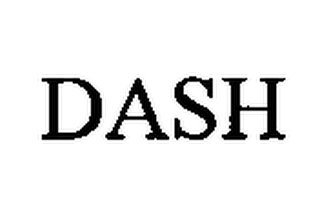mark for DASH, trademark #76712269