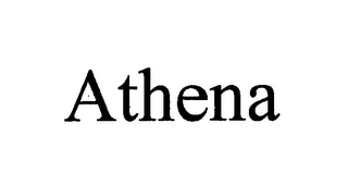 mark for ATHENA, trademark #76712438