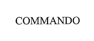 mark for COMMANDO, trademark #76712443