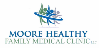 mark for MOORE HEALTHY FAMILY MEDICAL CLINIC LLC, trademark #76712453