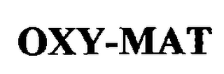 mark for OXY-MAT, trademark #76712870