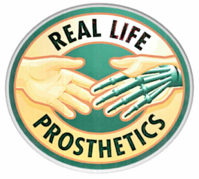 mark for REAL LIFE PROSTHETICS, trademark #76712971