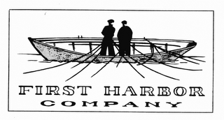 mark for FIRST HARBOR COMPANY, trademark #76713437
