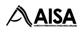 mark for A AISA AMERICAN INTERNATIONAL SYNDICATION AFFILIATES, trademark #76713494