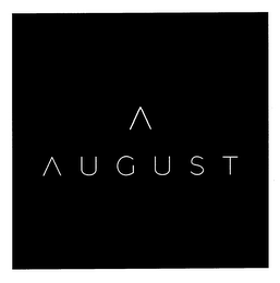 mark for A AUGUST, trademark #76713496