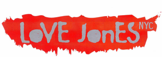 mark for LOVE JONES NYC, trademark #76714177