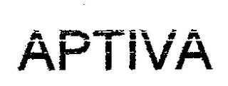 mark for APTIVA, trademark #76714382