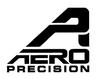 mark for AP AERO PRECISION, trademark #76714392