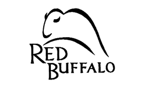 mark for RED BUFFALO, trademark #76975160