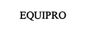 mark for EQUIPRO, trademark #76975723