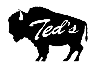 mark for TED'S, trademark #76975856