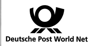 mark for DEUTSCHE POST WORLD NET, trademark #76976280