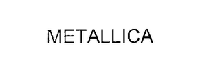 mark for METALLICA, trademark #76976466