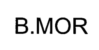 mark for B.MOR, trademark #76978158