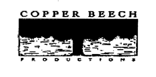 mark for COPPER BEECH PRODUCTIONS, trademark #76978236
