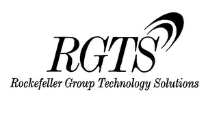 mark for RGTS ROCKEFELLER GROUP TECHNOLOGY SOLUTIONS, trademark #76978275