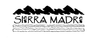 mark for SIERRA MADRE, trademark #76978451